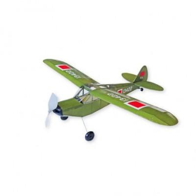 KIT BALSA PIPER PIPER L-21 MOTOR DE GOMAS