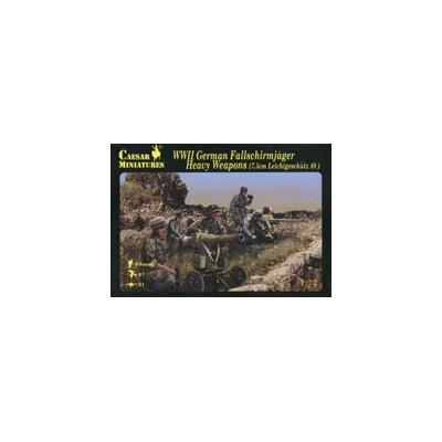 ARMAS PESADAS FALLSCHIRMJAGER - Caesar Miniatures H098