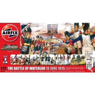 BATALLA DE WATERLOO (18 de Junio de 1815) - Airfix A50174