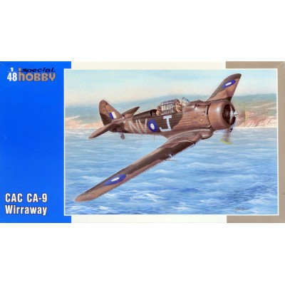 Commonwealth Aircraft Corporation CA-9 WIRRAWAY - Special Hobby SH48054