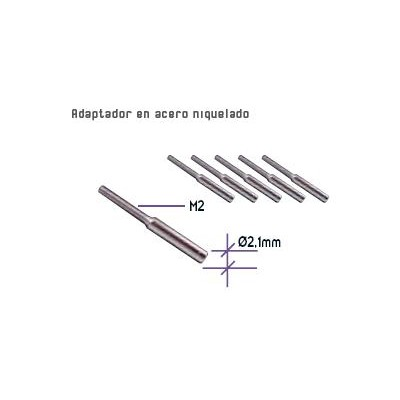 ADAPTADOR KWIK LINK M2 (1 unidad) - PROMODEL 546002