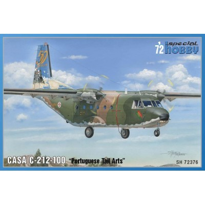 CASA C-212-100 -Portuguese Tail Arts- - Special Hobby SH72376