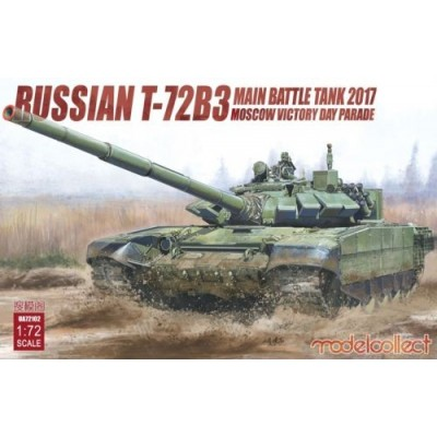 CARRO DE COMBATE T-72 B3 -Moscow Victory Day Parade- Modelcollect UA72102