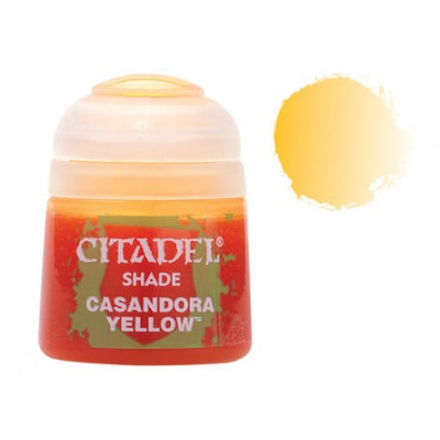 PINTURA ACRILICA SHADE CASANDORA YELLOW (24 ml)