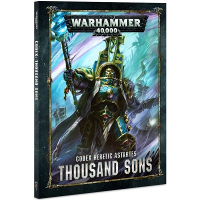 CODEX THOUSAND SONS ESPAÑOL - GAMES WORKSHOP 43-09
