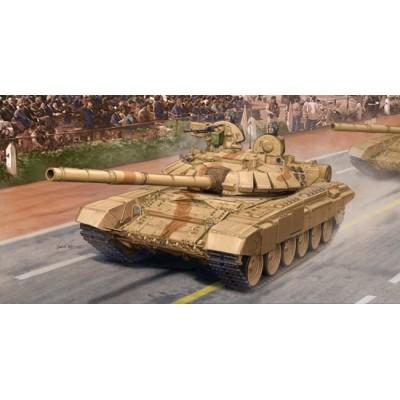 CARRO DE COMBATE T-80 S (India) - Trumpeter 05561