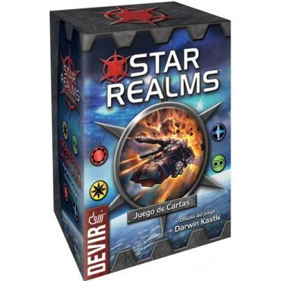 STAR REALMS JUEGO DE CARTAS