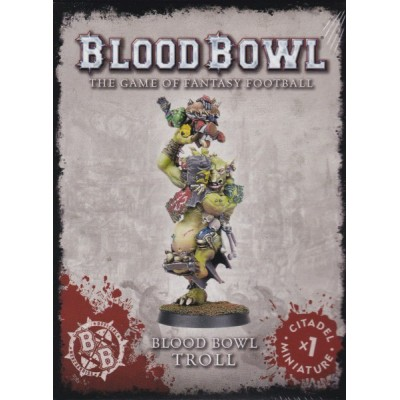 BLOOD BOWL TROLL - GAMES WORKSHOP 20024