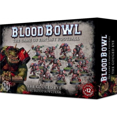 Blood Bowl: THE GOUGED EYE - Games Workshop 200-15