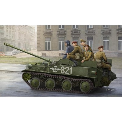 DESTRUCTOR DE CARROS ASU-57 - Hobby Boss 83896