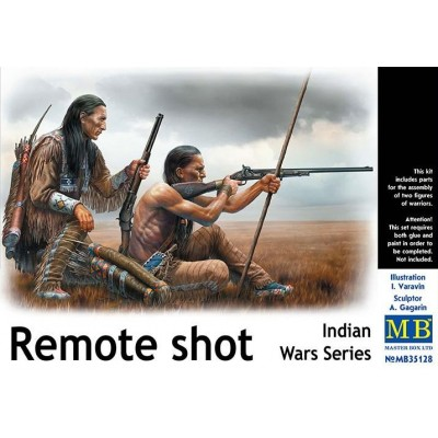 Indian Wars: REMOTE SHOT - Master Box 35128