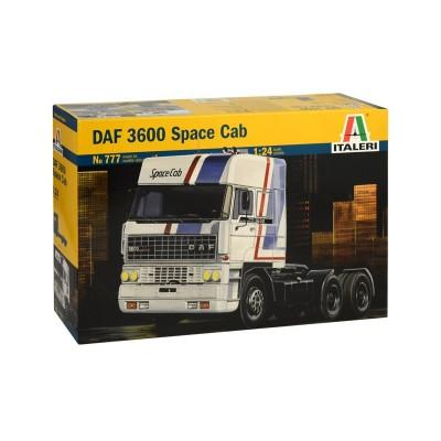 DAF 3600 Space Cab - Italeri 777