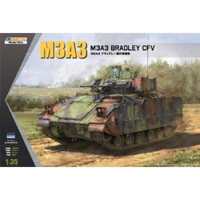 VEHICULO DE COMBATE DE INFANTERIA M-3 A3 Bradley - Kinetic K61014