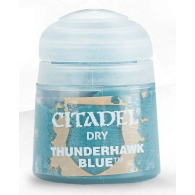 PINTURA ACRILICA DRY THUNDERHAWK BLUE(12 ml) - GAMES WORKSHOP 23-32