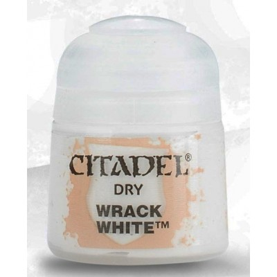 PINTURA ACRILICA DRY WRACK WHITE (12 ml) - GAMES WORKSHOP 23-22