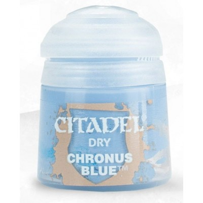 PINTURA ACRILICA DRY CHRONUS BLUE (12 ml) - GAMES WORKSHOP 23-19