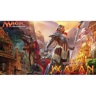 MAGIC THE GATHERING: SOBRE RIVALES DE IXALAN