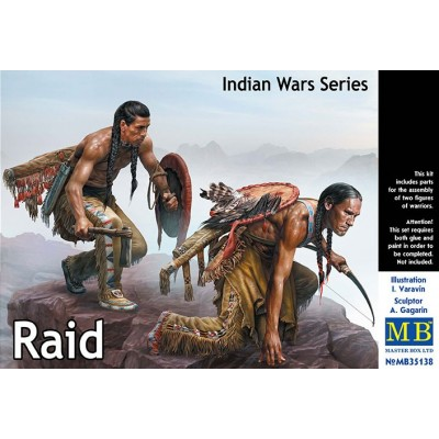 Indian War: RAID - Master Box 35138