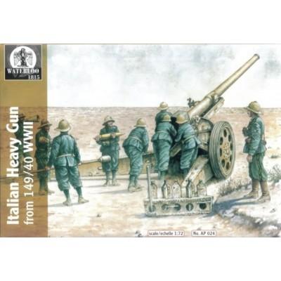 CAÑON 149/40 ITALIANO & DOTACION - Waterloo 1815 AP024