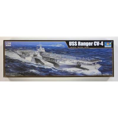 PORTAAVIONES U.S.S. RANGER CV-4 1/350 - Trumpeter 05629