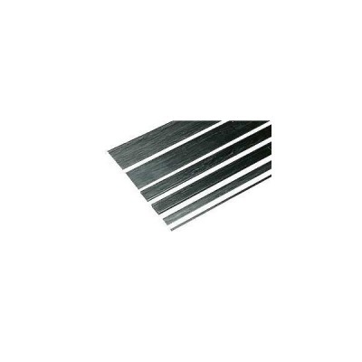 VARILLA RECTANGULAR CARBONO (0,6 x 4 x 1.000 mm)