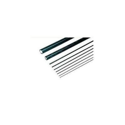 TUBO REDONDO HUECO CARBONO (8 x 6 x 1.000 mm)