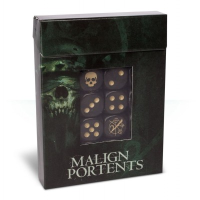 MALIGN PORTENTS DICE - GAMES WORKSHOP 86-77