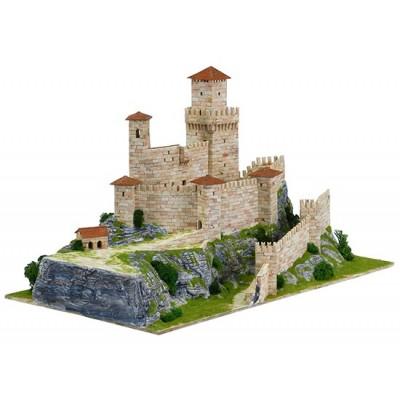CASTILLO ROCCA GUAITA (SAN MARINO) AEDES 1015 - 3950 PIEZAS