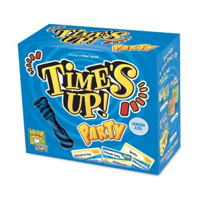 TIMES UP PARTY VERSION AZUL