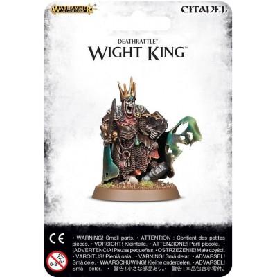 DEATHRATTLE WIGHT KING - GAMES WORKSHOP 91-31