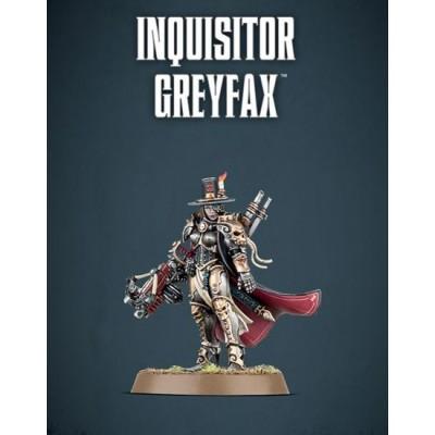 INQUISITOR GREYFAX - GAMES WORKSHOP 52-45