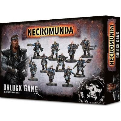 NECROMUNDA ORLOCK GANG - GAMES WORKSHOP 300-20