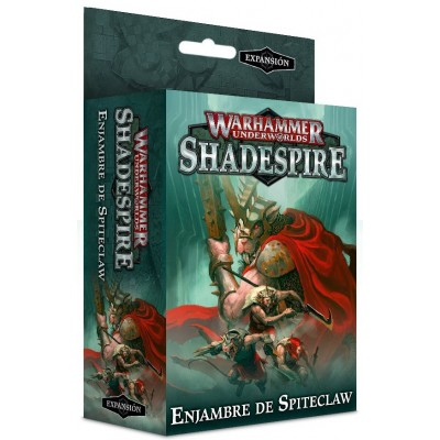 Shadespire: ENJAMBRE SPITECLAW - Games Workshop 110-05