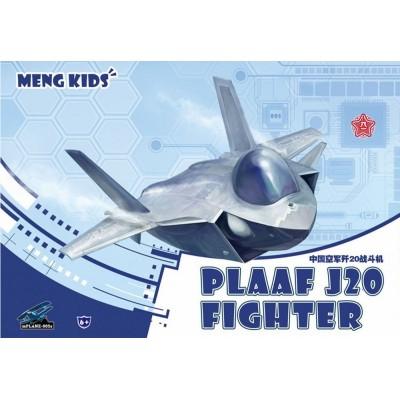 CHENGDU J-20 -TOONS- Meng Model mPLANE005S