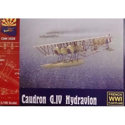 CAUDRON G.IV HIDROAVION 1/48 - Copper State Models K1028