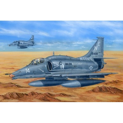 DOUGLAS A-4 M SKYHAWK 1/48 - Hobby Boss 81766