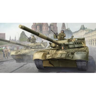 CARRO DE COMBAT T-80 UD - Trumpeter 09527