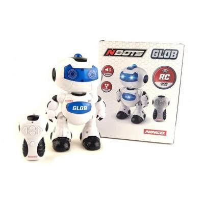 ROBOT RC GLOB CON LUZ Y SONIDO - NINCO NT10039