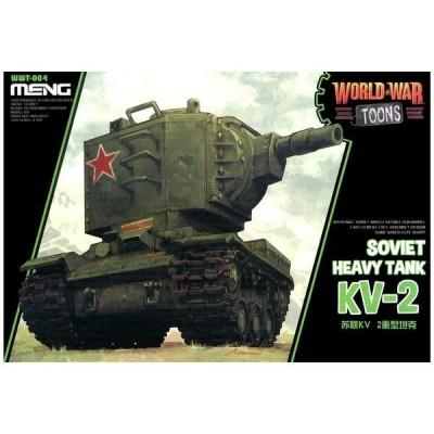CARRO KV-2 -TOONS- Meng Model WWT-004