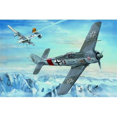 FOCKE WULF Fw-190 A8 1/48 - Hobby Boos 81803