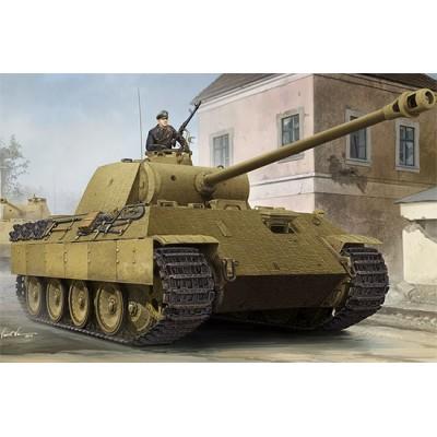 CARRO DE COMBATE Sd.Kfz. 171 Ausf. A PANTHER A 1/35 - Hobby Boss 84506