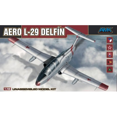 AERO L-29 DELFIN - AMK Avantgarde 88002