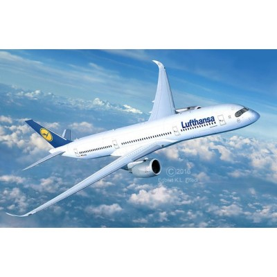AIRBUS A350-900 -Lufthansa- ESCALA 1/144 - Revell 03938