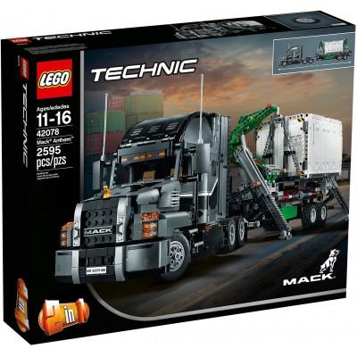 LEGO TECHNIC CAMION MACK ANTHEM - LEGO 42078