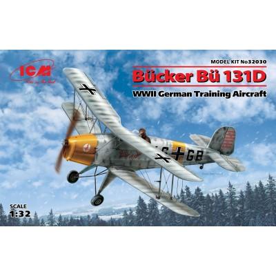 BUCKER Bu-131D 1/32 ICM 32030