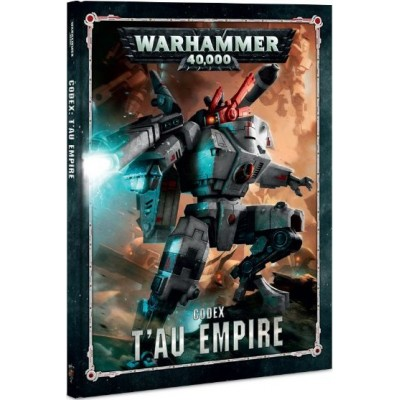 CODEX TAU EMPIRE (ESPAÑOL) GAMES WORKSHOP 56-01