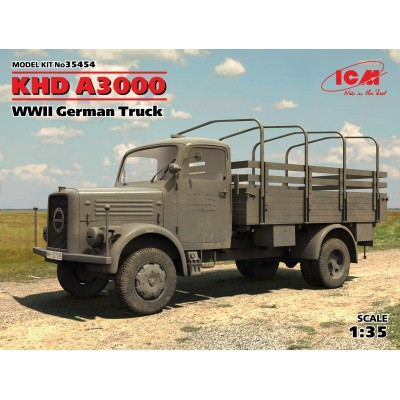 CAMION KHD A3000 1/35 - ICM 35454