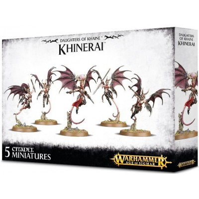 DAUGHTERS OF KHAINE KHINERAI - GAMES WORKSHOP 85-19