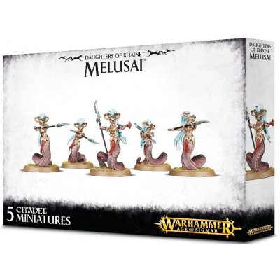 DAUGHTERS OF KHAINE MELUSAI - GAMES WORKSHOP 85-20