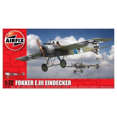 FOKKER E.III Eindecker 1/72 - Airfix A01087